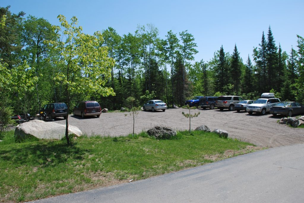 Boundary Waters Transport Shuttles-River Point Outfitting Co.-Ely MN