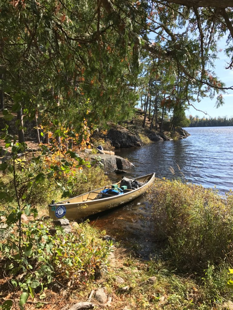 Boundary Waters Entry Points-River Point Outfitting Co.-Ely MN