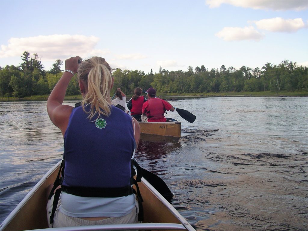 Boundary Waters Canoe Trips Packages-River Point Outfitting Co.-Ely MN