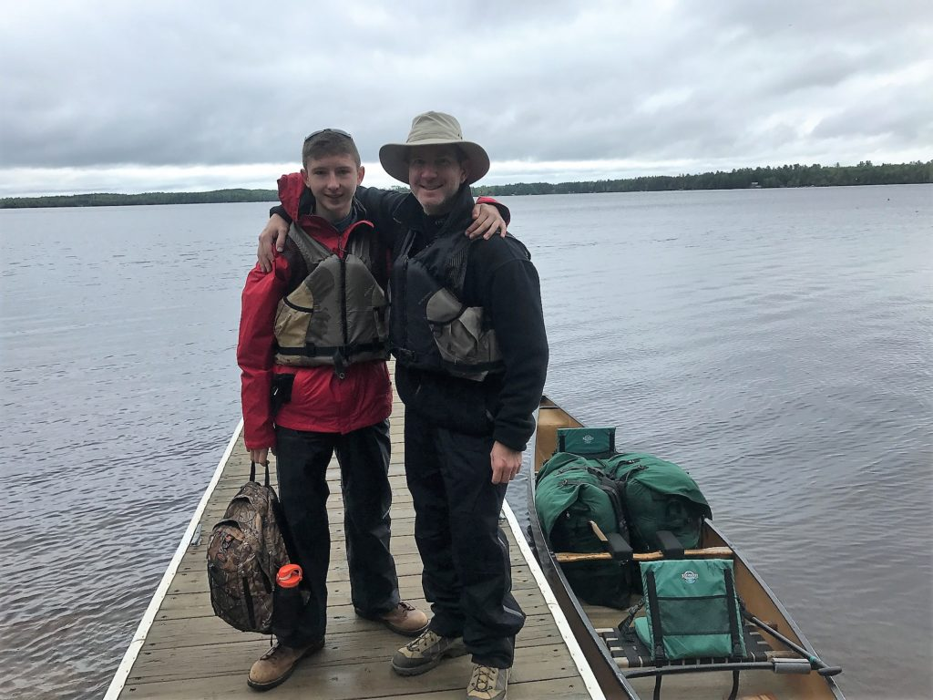 Guided Boundary Waters Canoe Trips-River Point Outfitting Co.-Ely MN