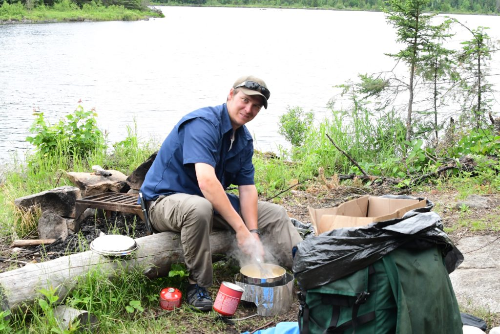 River Point Guides-Boundary Waters Canoe Trips-River Point Outfitting Co.