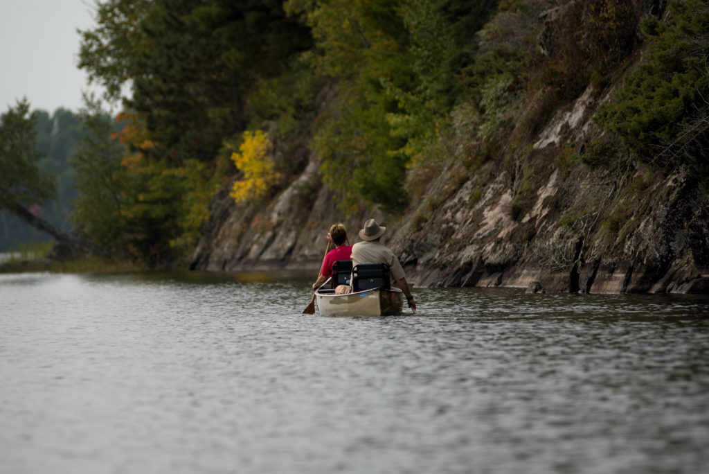 Quick Info Request for Boundary Waters Canoe Trips-River Point Outfitting Co.-Ely MN