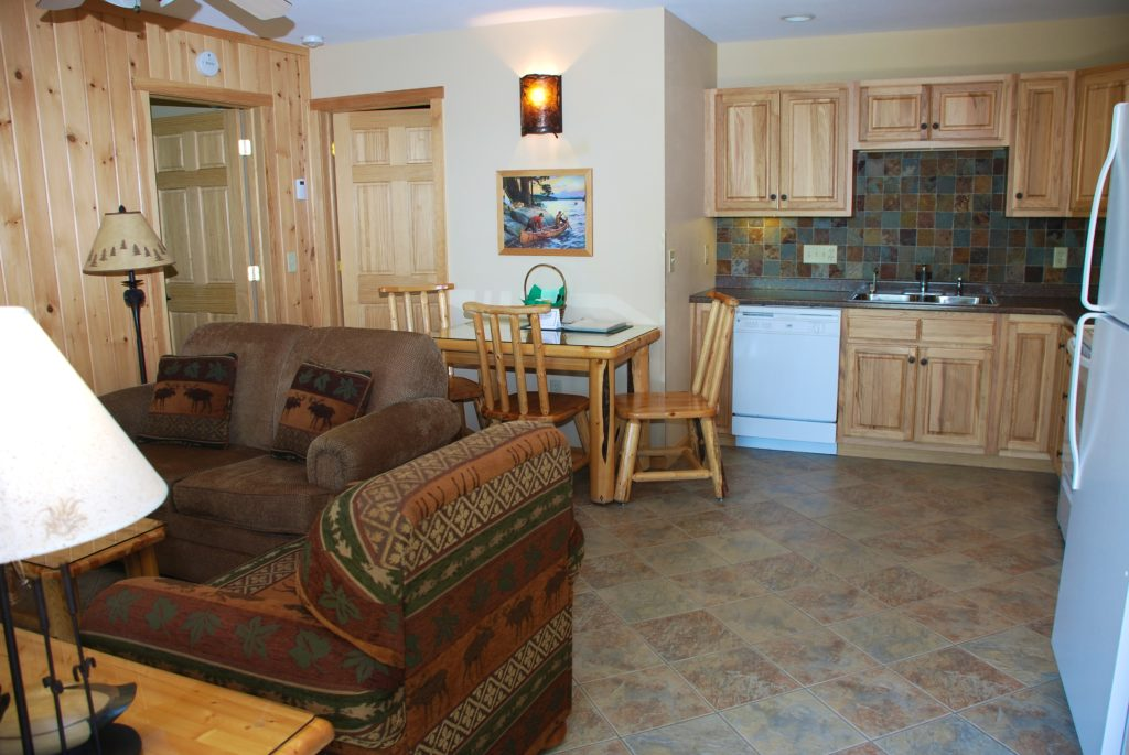Boundary Waters Canoe Trip Lodging-Chalets-River Point Outfitting Co.-Ely MN